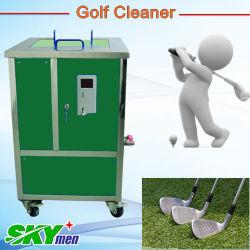 Skymen Coin inserito Ultrasonic Golf Club Cleaner JP-160