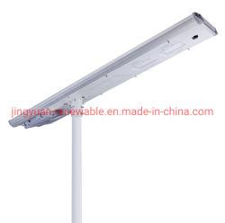 80W Streetlamp solaire intégré