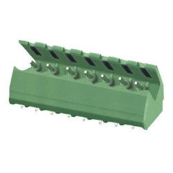 Bloque de terminales Plug-in tipo de conectores macho de PCB