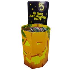 De verpakte Bak van de Stortplaats van de Vertoning van het Document van het Karton van de Snack met Verdeler