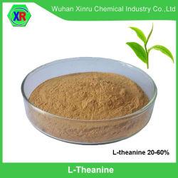 Grüner Tee-Auszug-Puder L-Theanine Vielzahl-Grad GROSSHANDELSHPLC