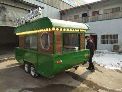 Китай Custom Mobile Стрит быстро торговые автоматы тележек Fast Food погрузчик используется автомобильный