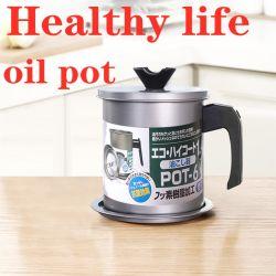 Filtro de Óleo Quente Pot Antistick de vendas