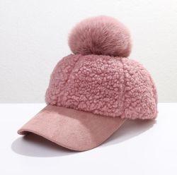 Tampas de beisebol lã mulheres Multi-Color chapéu de Inverno Duck Tampas da Lingueta