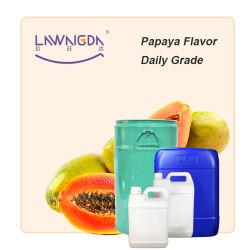 Sabor de mamoeiro Lawangda para resistência a altas temperaturas de sabão Sabor Vela aromatizante líquidos de lavagem das mãos