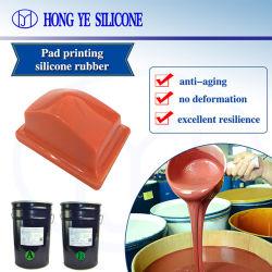 Gomma molle ed elastica di stampa durevole del rilievo di Strength& dell'alta rottura delle proprietà di silicone