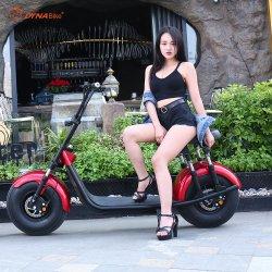 Ce pneu gras populaire 1500W One-Key scooter électrique de démarrage