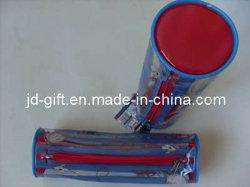 Lápiz de la bolsa de plástico de PVC/bolsa