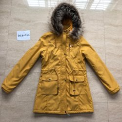 Hot Hot Sell Fashion WARM Winter Lady Parka Coat Jacket كما أن هناك ما هو أكثر من ذلك