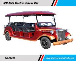Электрический Classic Vintage Car для туристического парк/ Экскурсия на целый день с электроприводом и поле для гольфа тележки тележки