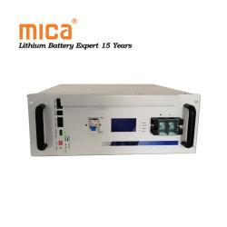 48V 100 Ач литий-ионный аккумулятор 51.2V 100Ah Telecom резервного источника бесперебойного питания системы хранения данных по солнечной энергии на 5 квт