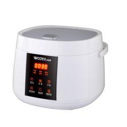 Tamaño mini cocinar los alimentos de arroz, arroz congee, vapor, guiso de pastel, el control electrónico Multi cocina