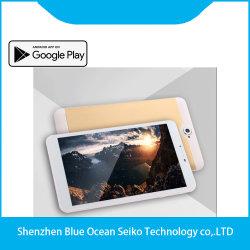 7 pouces Tablet PC 3G Dual SIM MTK6582 Quad Core Android 6.0 Corps en métal Phablet 3G