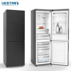上取付けの冷蔵庫二重ドアの冷蔵庫の冷凍庫の世帯