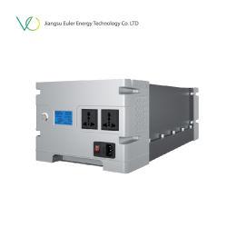 3840Wh 긴급 충전기 태양열 전력 및 주전원 저장 시스템 LED 화면 포함