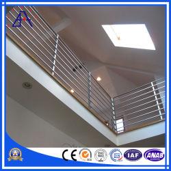 Passage surélevé Profil en aluminium pour barrière de sécurité