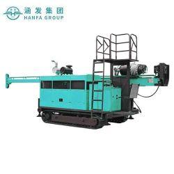 Hfdx-4 1000m/700m/500m portátil Metro geológico mineiro Perfuratriz Diamond Core Máquina de perfuração