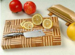 Cocina de bambú de la junta de corte de frutas y hortalizas (G1001A)