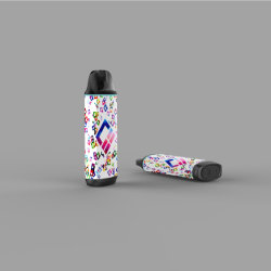 USA de nouveaux flux d'air chaud populaire vente de produit de la cigarette électronique gousses Vape stylo jetable 700 bouffées Mini-e-cigarette OEM