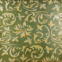 Nueva fábrica de patrón geométrico abstracto pintura decorativa Hand-Painted 100%