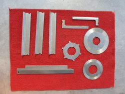 Cizalla de alta calidad para la máquina de hacer las hojas de papel