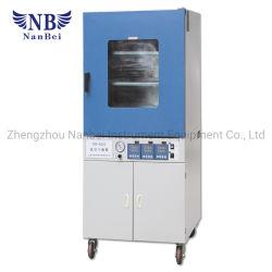 Laboratório Digital de aquecimento eléctrico pequeno forno de secagem a vácuo com marcação CE