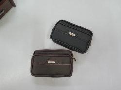 Teléfono celular de cuero de PU Bolsa Bolsa de cintura funda Clip para cinturón para hombres