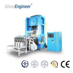 China melhor qualidade de folha de alumínio contentor fazendo a máquina a partir Silverengineer