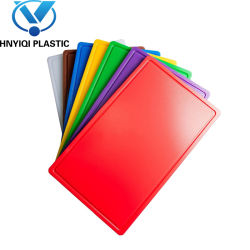 Veiligheid en Duurzaam Plastic Knipsel PE/PP/HDPE/Hakbord
