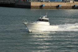 Nouveau modèle de bateau de pêche FISHINGBOAT 42 SUV (bateau)