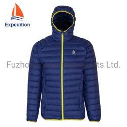 형식 의복 디자인 스포츠 착용과 남자 재킷을%s 우연한 재킷과 겨울 재킷 그리고 이음새가 없는 매우 가벼운 다운 재킷