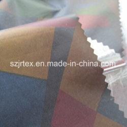 380t Fabric Taffeta Nylon brilhante para tecido impermeável jaqueta para baixo