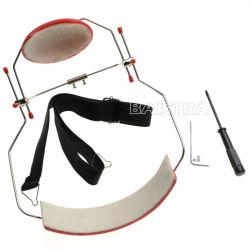 Bretella di fissaggio standard con sistema di protezione per uso ortodontico