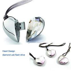 بلّوريّة قلب لون قرنفل مجوهرات ماء [أوسب] برق إدارة وحدة دفع 2.0