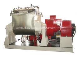 PLC Control Amoladora de vacío para caucho, sellador, carbono, tinta, plastilina Mezcla con sellado de tapa neumática