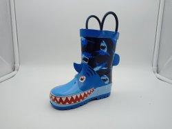 Laarzen van de Regen van de Nieuwe van de Stijl van Hotsale Leuke Kinderen van het Beeldverhaal de Rubber