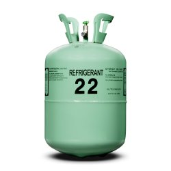 13.6kg シリンダ高純度フロン R22 冷媒ガス