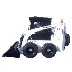 바퀴 미끄럼 수송아지 로더 750kg (WSL75)