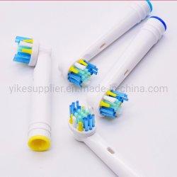 Teste del Toothbrush elettrico di azione del filo di seta Eb25 misura per Orale-b