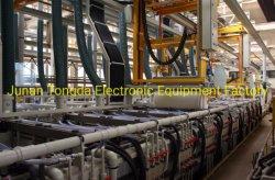 Bonne qualité de la galvanoplastie ligne en ligne de produits de placage chimique pour le Zinc Chrome nickel cuivre étain