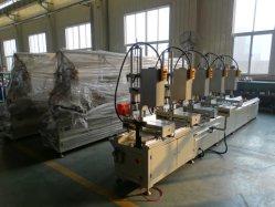 공장 공급 알루미늄 프로파일 멀티 헤드 콤비네이션 천공 장비 zz4-13 알루미늄 커튼 벽 가공 기계 알루미늄 창문 도어 기계