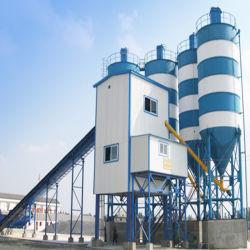 60m3/H de la planta de proceso por lotes de hormigón maquinaria de construcción (HZS60).