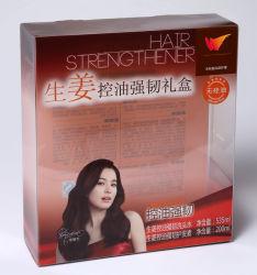 Shampooing de papier en plastique de cadre de module de cadeau d'impression d'ODM d'OEM, nettoyeur, beauté, peigne de cheveu