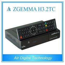 I software ufficiali hanno supportato i sintonizzatori doppi di OS E2 DVB-S2+2xdvb-T2/C di Linux della ricevente di Zgemma H3.2tc Satellite&Cable