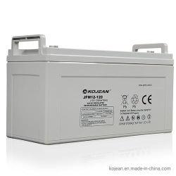 手入れ不要VRLA 12V 120ahのゲルの太陽記憶の深いサイクル電池