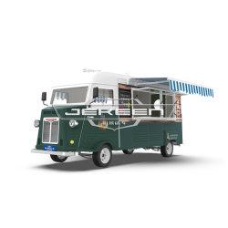 L'alimentation électrique Jekeen chariot avec le Service de restauration rapide et un snack-Machine Barton