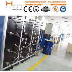 Lijn van de Deklaag van de optische Vezel de Secundaire voor de OpenluchtMachine van de Kabel van de Optische die Vezel in China door Ce/ISO9001/7 Octrooien wordt goedgekeurd