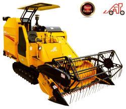Arroz de exploração de máquinas agrícolas ceifeira-debulhadora 4LZ-4.6 arroz, trigo, soja, milho