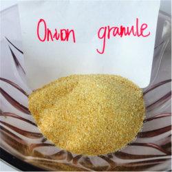 Organic blanc/jaune/rouge de l'oignon déshydraté Granule avec 25kg emballage
