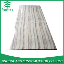 China Factory Light Raw MDF/Plain MDF, HDF/melammina MDF Board
